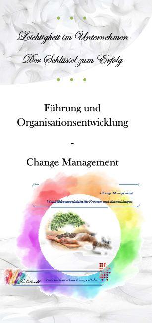 Flyer Change Management UnternehmerHaus Ennepe Ruhr