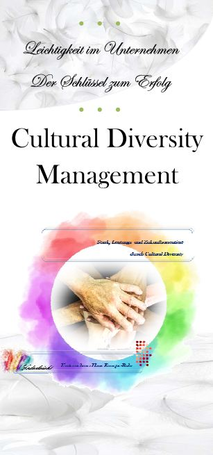 Flyer Cultural Diversity Management UnternehmerHaus Ennepe Ruhr